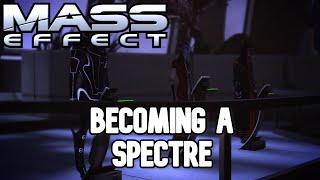 Mass Effect - Spectre Induction - Femshep Paragon