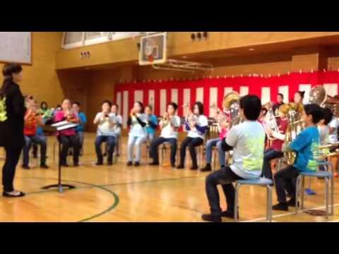 台東育英小学校定期演奏会2014
