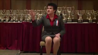 Judge Training - Storytelling