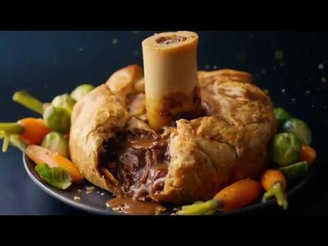 M&S Food - An Extraordinary Christmas