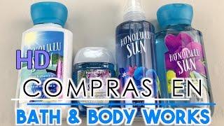 COMPRAS EN BATH & BODY WORKS MÉXICO - Mariana Malex