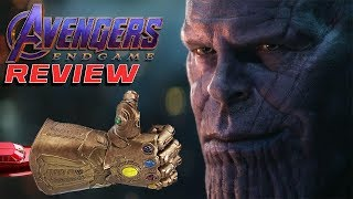 (Spoilers) Avengers: Endgame Review - Movie Podcast