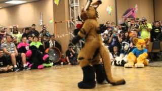 Telephone - BLFC 2014 Fursuit Dance Competition