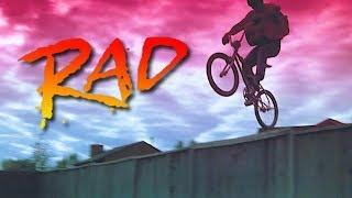 "RAD - Movie Tribute / ""Send Me An Angel"" Zeromancer cover"