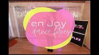 FLEX + Flow gentle mobility warm up shoulders & spine with 'en Joy dance fitness Hampshire & online