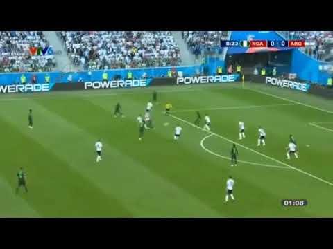 Xem Lại Trận Đấu Argentina vs Nigeria Bình Luận Tiếng Việt [ World Cup 2018 ] NGUYỄN ĐỨC NHẬT TV