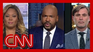 Victor Blackwell shuts down panelist: 'We're done with this conversation'