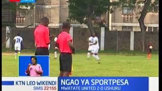 Tusker wailaza Bandari FC katika ngao ya Sportpesa