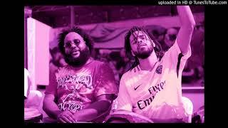 Bas & J. Cole   Tribe (SLOWED)