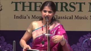 Raag Yaman - Kaushiki Chakraborthy - 2015 - YouTube
