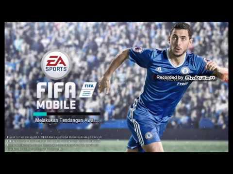 Video Fifa mobile serangan versus