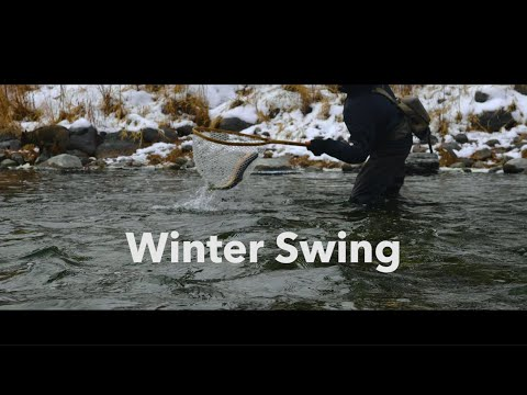 Winter Swing | Swinging softhackles for winter fish