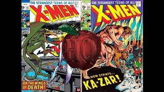 X-Men Capítulo 86: X-Men #61 | X-Men #62