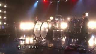 Imagine Dragons - Ellen Show Perform 'I Bet My Life' [Altyazılı]