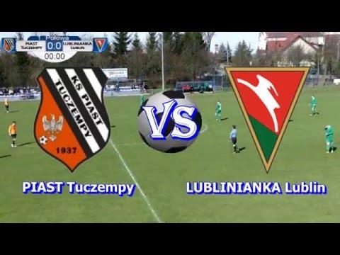 SKRÓT MECZU: Piast Tuczempy - Lublinanka 1-1 [WIDEO]