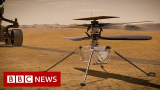 Nasa Mars 2020: First Aircraft To Fly On Another Planet - BBC News