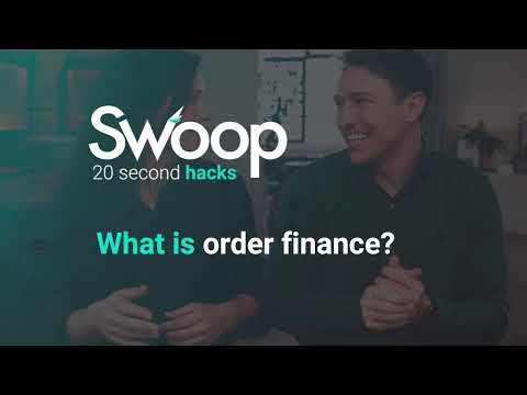 What Is Order Finance?