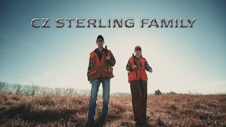 CZ Sterling Family of Shotguns