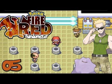 RANDOMIZER | Pokemon Fire Red | PART 5 | Only Trash...