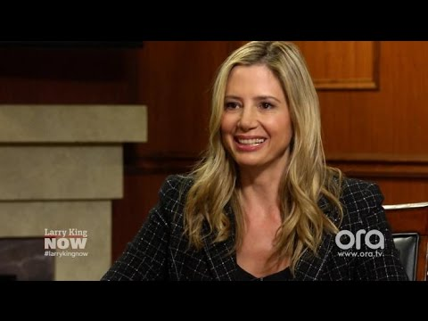 Ever Wonder What It's Like To Work For Woody Allen? Mira Sorvino Knows! | Larry King Now | Ora.TV