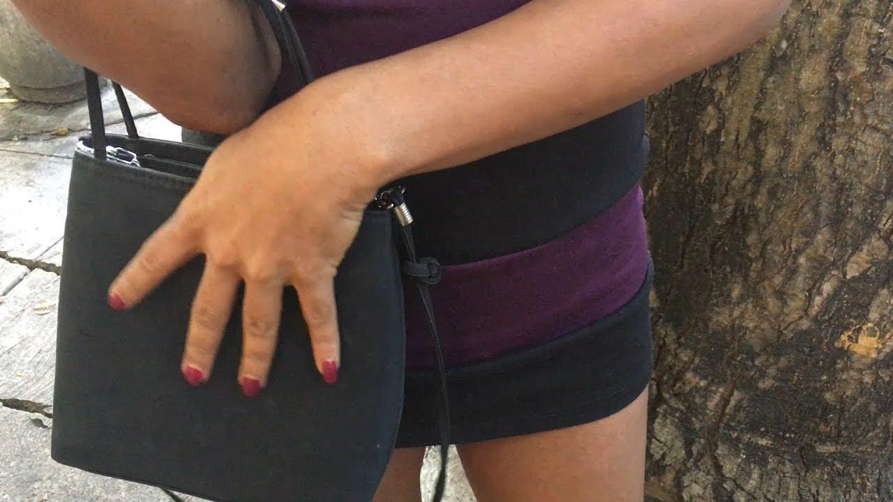 Crisis económica impidió a trabajadoras sexuales plegarse al paro opositor