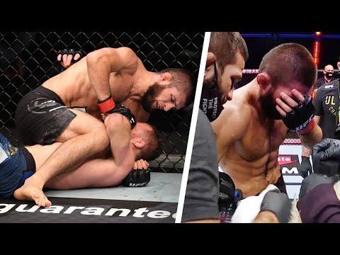 WHAT HAPPENED at UFC 254?! Khabib Nurmagomedov vs Justin Gaethje Fight Recap + Retirement music video cover