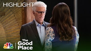Michael Finally Gets His Wish - The Good Place