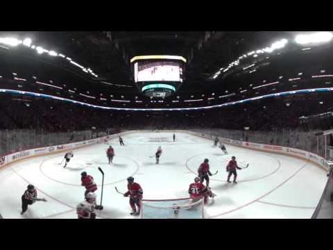 360º NHL Highlights: Pageau's 10th of the season gets Senators on the board