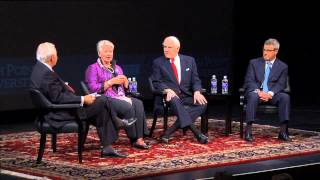 Lessons in Leadership: A CEO Roundtable Discussion at High Point University