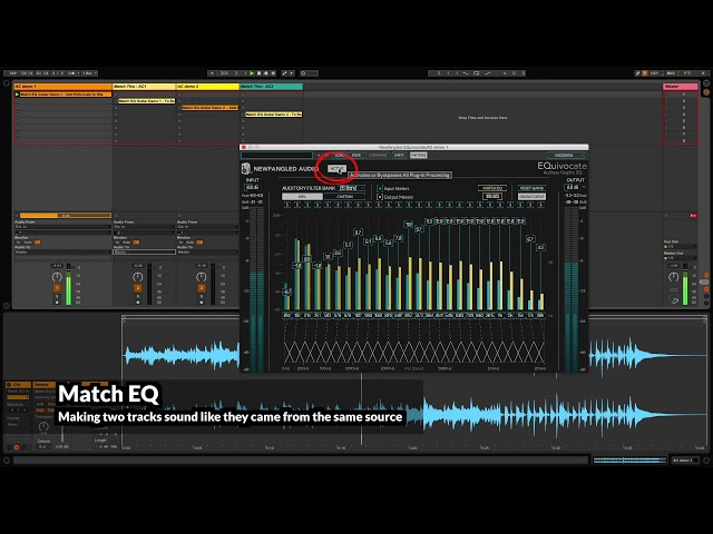 Newfangled Audio EQuivocate - HOW TO MATCH EQ -  from Eventide