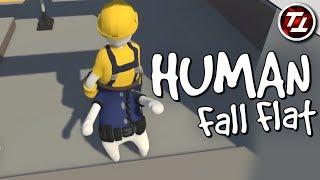 Human Fall Flat #3 - Trapeze Artist?!
