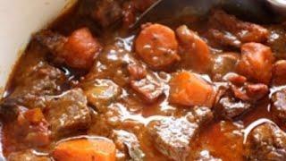 Easy Authentic Hungarian Goulash Recipe