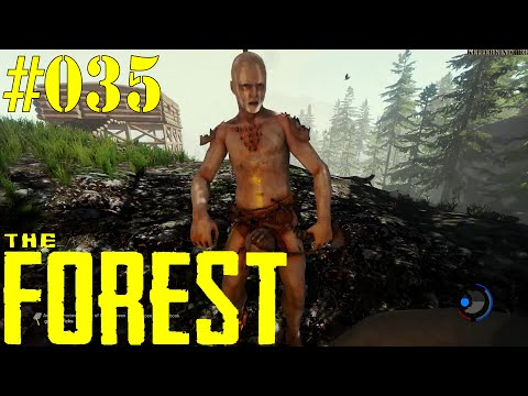 THE FOREST [HD|60FPS] #035 - LPT - Die Rache der Ureinwohner ★ Let's Play Together The Forest