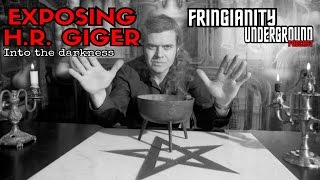 EXPOSING H.R. GIGER (INTO THE ABYSS)
