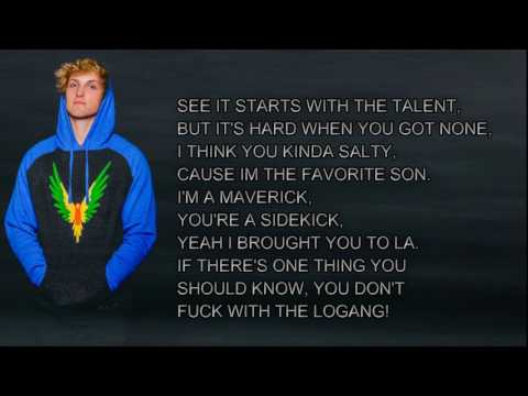 The Fall Of Jake Paul Feat. Why Don't We (Lyrics) #TheSecondVerse