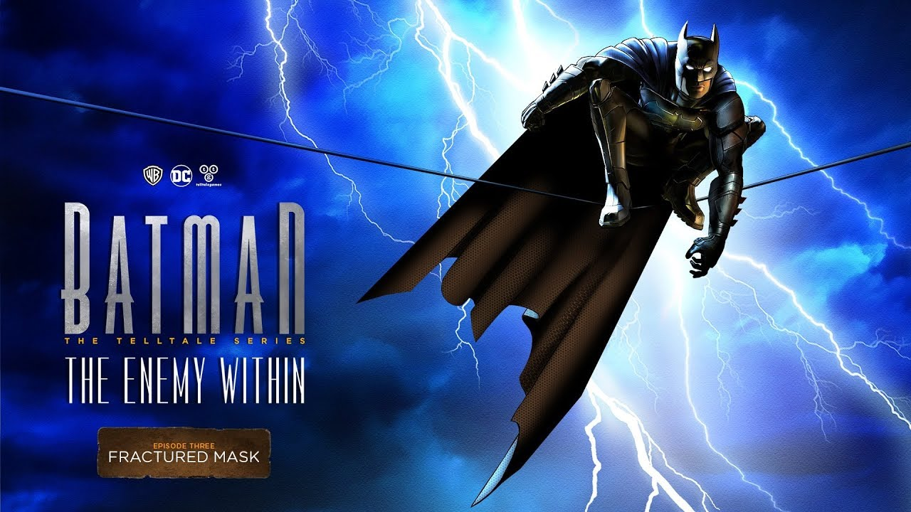 Trailer di Batman: The Enemy Within - Episode 3: Fractured Mask