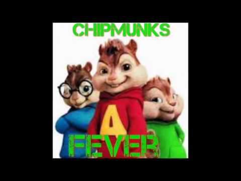 Vybz Kartel - Fever - Chipmunks Version - (Bass Boosted) - November 2016