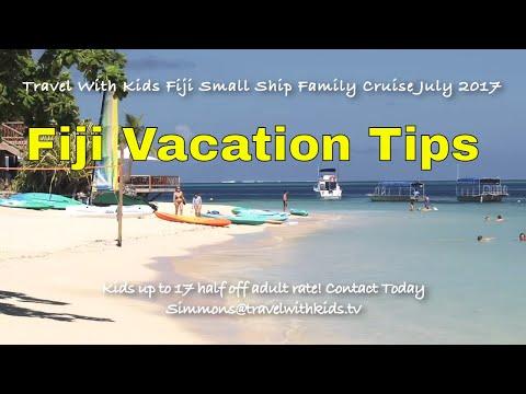 Fiji Family Adventure // Travel with Kids Cruise