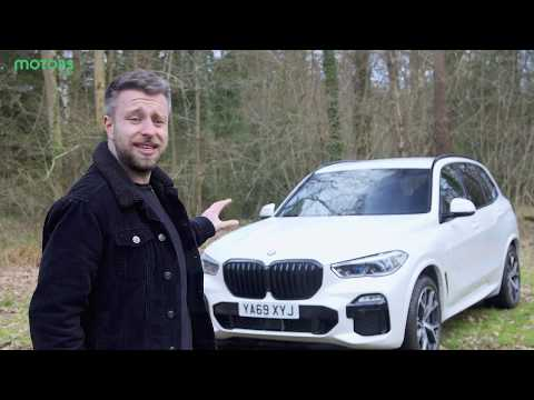 Motors.co.uk - BMW X5 Review