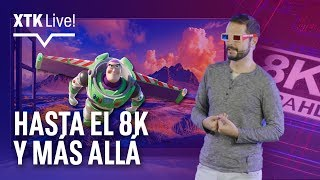 TELES CON MÁS CALIDAD QUE LO QUE VEN NUESTROS OJOS 👀XTK Live | E8 x T1
