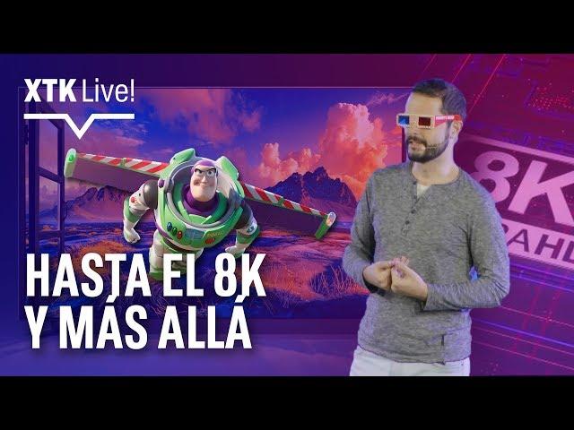 TELES CON MÁS CALIDAD QUE LO QUE VEN NUESTROS OJOS 👀XTK Live | E8 x T1