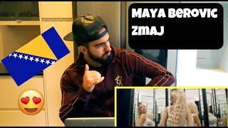 Maya Berovic   Zmaj (Bosnian Music Reaction)
