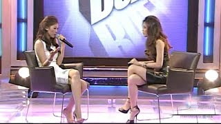 The Buzz: Toni and Alex Gonzaga face off on 'The Buzz'