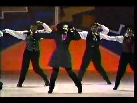 Janet Jackson   Escapade AMA's '90