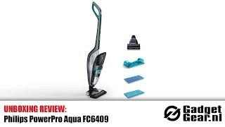 Unboxing Review: Philips PowerPro Aqua FC6409
