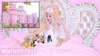 My Dream Princess Mansion Tour! And Turning My Fan Art Into Plushies...