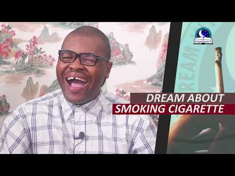 SMOKING CIGARETTE DREAM DICTIONARY - Biblical Meaning Of Smoking In A Dream
