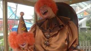 preview picture of video 'The Blackpool Clown'