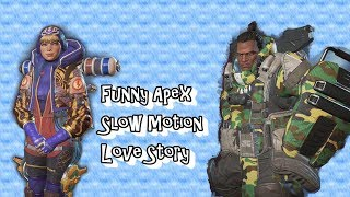 Funny Moments - Apex Legends in Slow Motion