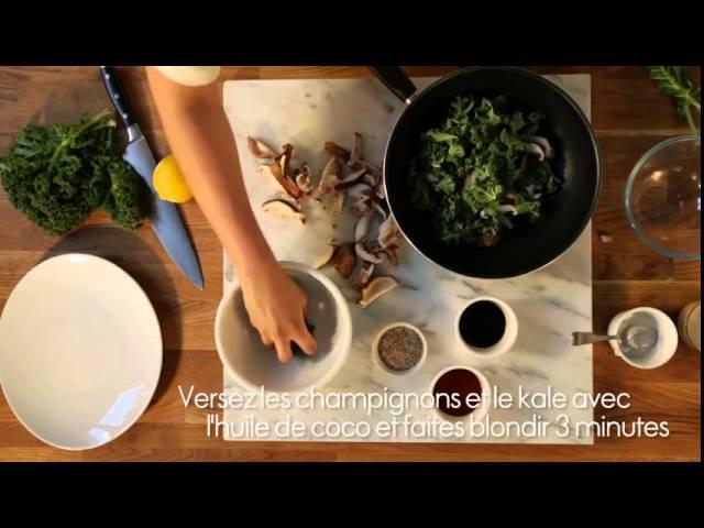 Recette – Cuisine minceur au wok vegan – ELLE Cuisine